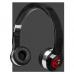 Krankz Wireless On-Ear Headphones Black